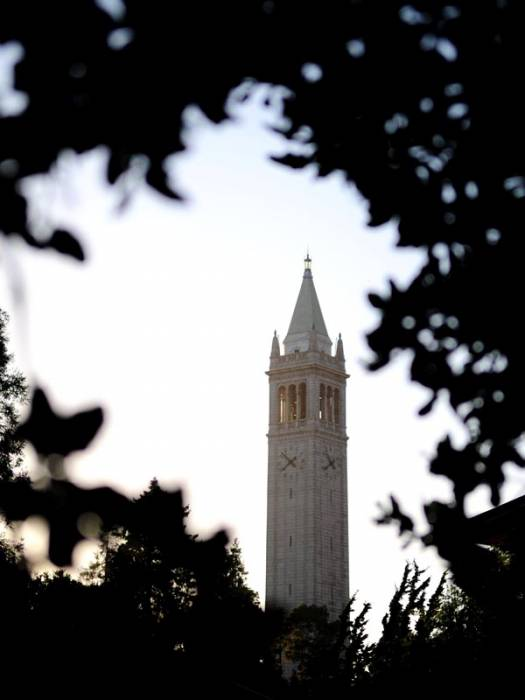 Photo: The 61-bell carillon  of Sather Tower will be used for recitals as part of the seventh Berkeley Carillon Festival currently being held June 10 to 13.