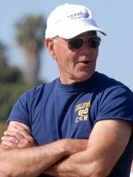 Photo: Steve Gladstone leaves the program after 12 years at the helm. Under Gladstone, Cal's varsity eight boats have earned six gold medals and never finished below third during IRA title races.