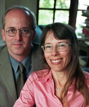 Photo: In 1998, Berkeley couple Wes Boyd and Joan Blades started what would become the Internet movement MoveOn with a petition to Congress.