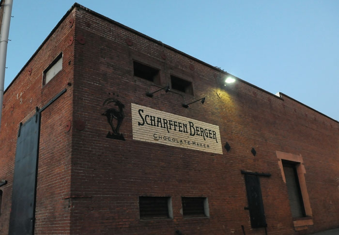 Photo: The Scharffen Berger Chocolate Maker factory in West Berkeley (pictured above) will close this year, according to the Hershey Company, which bought Scharffen Berger in 2005.