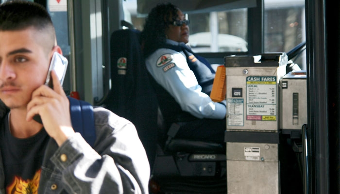 Photo: AC Transit  users will experience fee hikes as the agency experiences a major budget deficit.