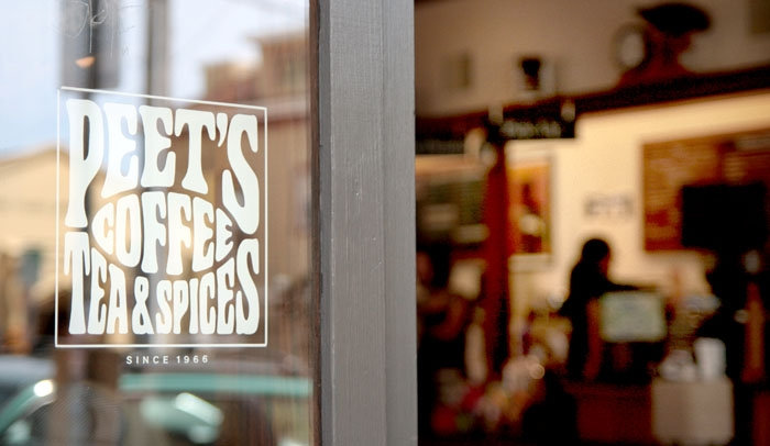 Photo: Peet's Coffee & Tea on Vine Street has reopened. The shop, known for being the chain's founding location, reopened last week after undergoing renovations for more than a month.