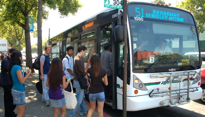 Photo: AC Transit plans to introduce fare increases July 1.