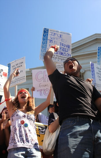 Photo: During the 