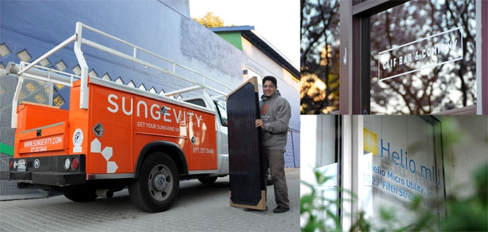 Photo: Sungevity, Helio Micro Utility and Clif Bar & Co. are all leaving Berkeley because there is not enough space to accommodate the companies' growth. Mayor Tom Bates hopes to revise the Downtown Area Plan to boost local business.