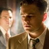 Photo: <b>Specter of past grievances.</b> Leonardo DiCaprio delivers an intense performance as a U.S. marshal who investigates the eerie happenings at a hospital for the criminally insane.