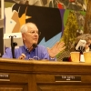 Photo: Berkeley Mayor Tom Bates's proposal to rescind the Downtown Area Plan was approved by the City Council Tuesday night. Council members and city staff hope to come up with a new plan that addresses quality of life for residents as well as business development in the Downtown area.