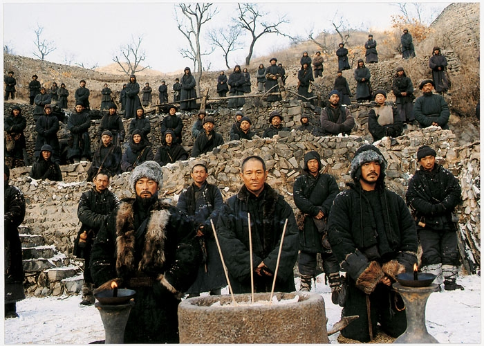 Photo: <b>Dynasty</b>. Peter Chan's 'The Warlords,' set during China's Qing period, centers around the Taiping Rebellion and stars Jet Li and Andy Lau.