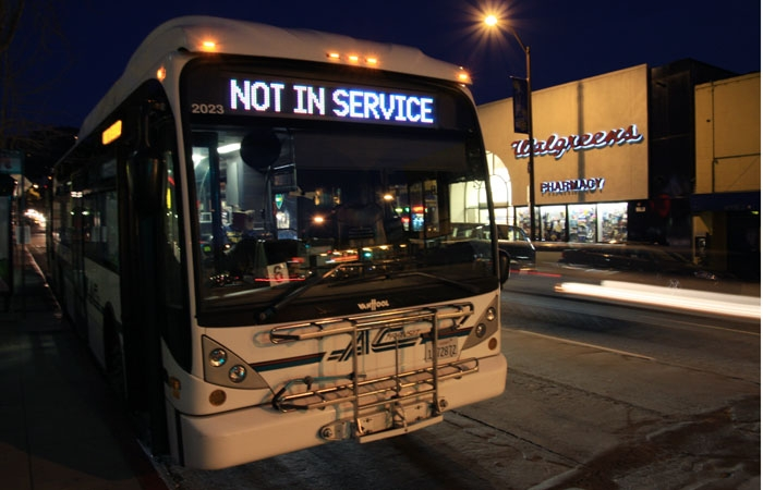 Photo: AC Transit officials are set to decide how to make up $15.7 million in added costs at a meeting Wednesday. A judge's ruling invalidated the agency's attempt to save that amount by reducing employee benefits.