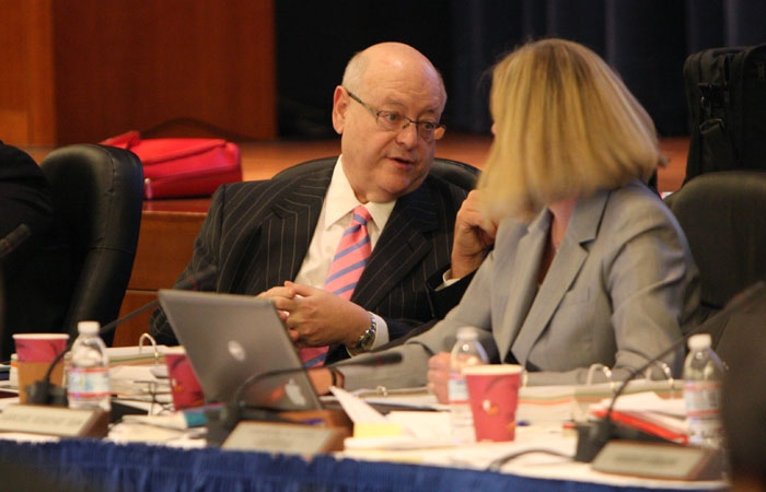Photo: The UC Board of Regents met on Wednesday to discuss possible ways to lower the university budget. However, they were unable to make any concrete decisions without a confirmed state budget.