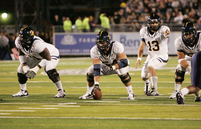 Photo: Kevin Riley threw a career-high three interceptions in Cal's 52-31 loss to Nevada. The senior quarterback will face one of the conference's strongest secondaries this weekend.