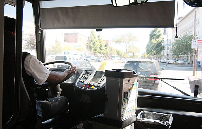 Photo: AC Transit's board of directors may change with the Nov. 2 elections. Candidates hoped to maintain services despite deep funding cuts and looked for voters to voice their opinion.