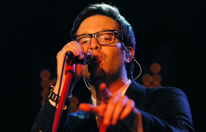 Photo: I'm still in love with you. Mayer Hawthorne showed his stage mastery last Thursday at Bimbo's 365 Club, where he displayed the virtuoso soul-man skills for which he's known.