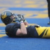 Photo: The Cal football team lost its final three games, all at Memorial Stadium, to finish 5-7 overall. They are not headed to a postseason bowl game for the first time in seven years.