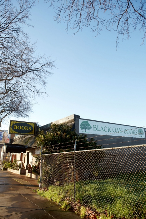 Photo: Black Oak Books was forced to move from its Shattuck Avenue location to a new site on San Pablo Avenue. Many bookstores have been struggling to pay for high rents around Berkeley.