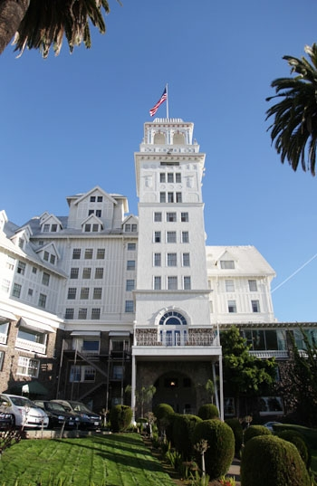 Photo: The Claremont Hotel Club & Spa has been a Berkeley landmark for the past 95 years. The resort filed for Chapter 11 bankruptcy protection Tuesday to undergo restructuring of debt.