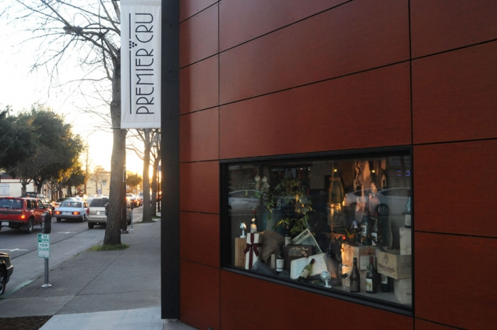 Photo: Premier Cru has taken the offerings of its previous warehouse-like shop to a more customer-friendly location in West Berkeley.