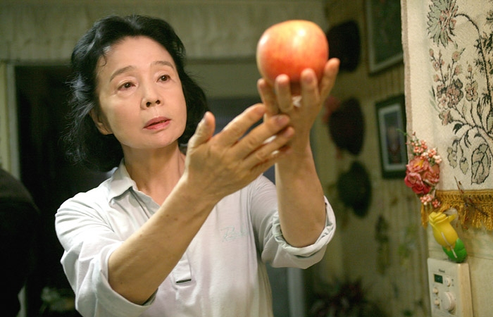 Photo: In 'Poetry,' Yoon Jeong-Hee plays Mi-Ja, an ordinary grandmother who must come to terms with extraordinary circumstances.