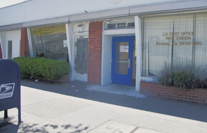 Photo: The Park Station Berkeley Post Office will close on April 30, to the dismay of many residents in the area.