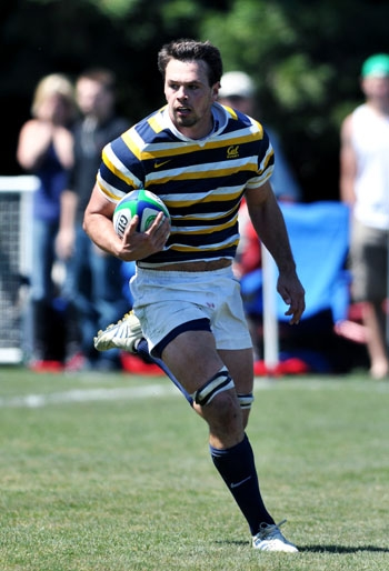 Photo: The Cal rugby team boasts a 23-0 record this season. Jack Clark's battalion will consist of a mixture of starters and reserves in Saturday's game against Cal Poly.